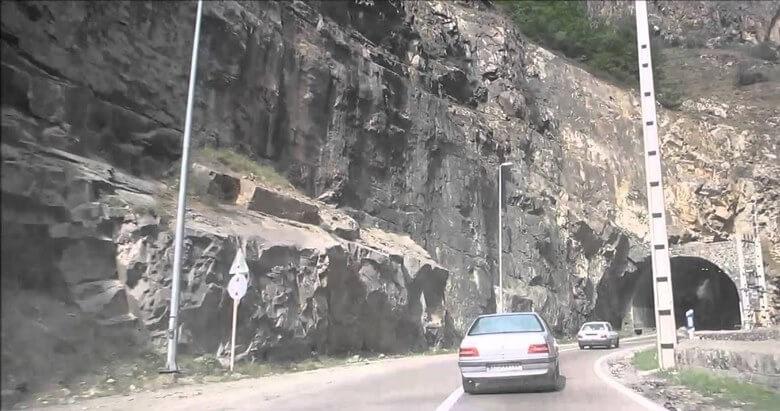 خطرناک ترین جاده ایران,خطرناک ترین جاده در ایران,خطرناک ترین جاده های ایران