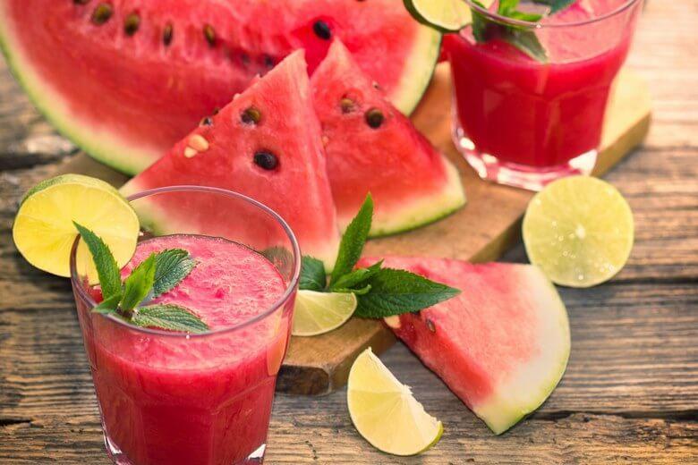 شربت تابستانی,شربت خنک تابستانی,شربت خوشمزه تابستانی