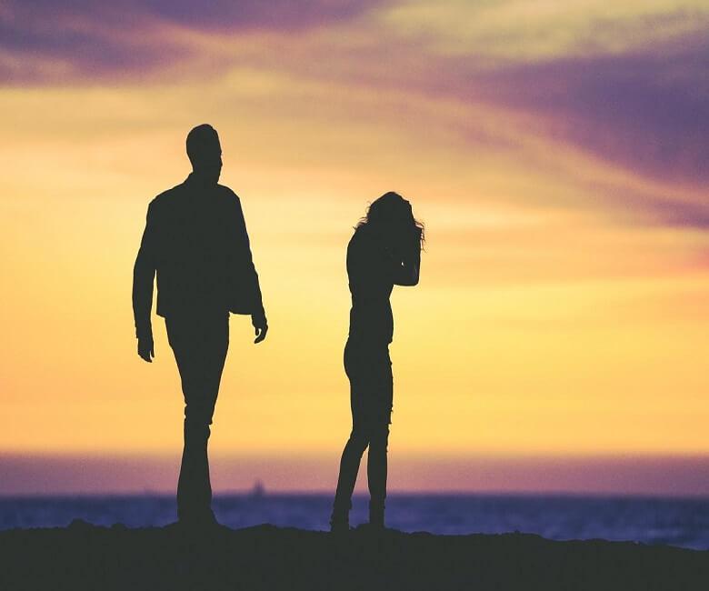 رابطه گذشته همسرم,اشتباهات در رابطه,اهمیت گذشته در رابطه,