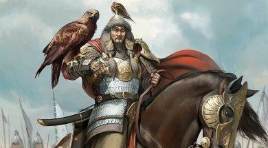 تصویر از 10 واقعیت جذاب درباره چنگیز خان مغول