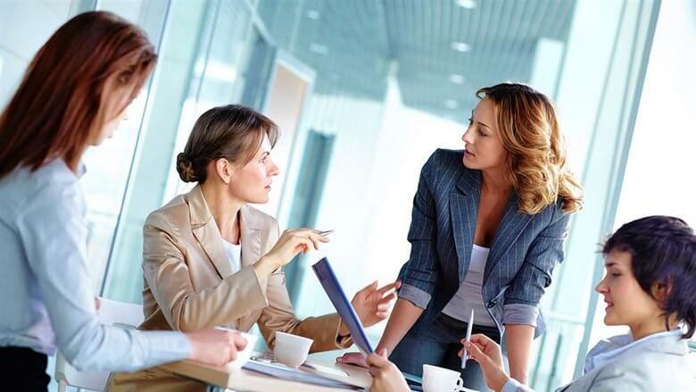 موفقیت زنان شاغل,راز موفقیت زنان,راز موفقیت زنان ثروتمند,
