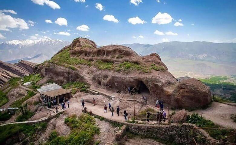 بهترین جاذبه های گردشگری قزوین,جاذبه های دیدنی قزوین,جاذبه های طبیعی قزوین,