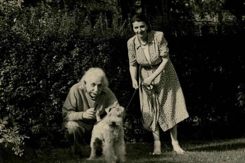 آلبرت انیشتین علت مرگ,آلبرت انیشتین و همسرش,آلبرت اینشتین که بود