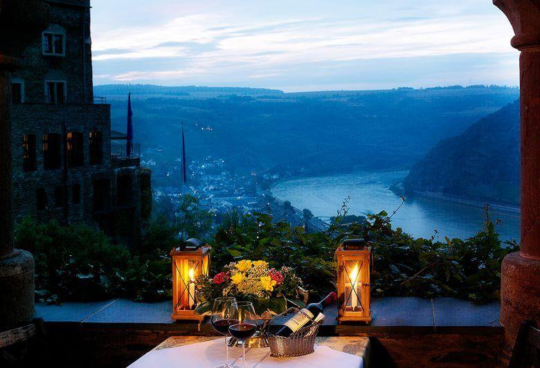 زیباترین هتل های قلعه ای,هتل های قلعه ای جهان,هتل های قلعه ای دنیا,