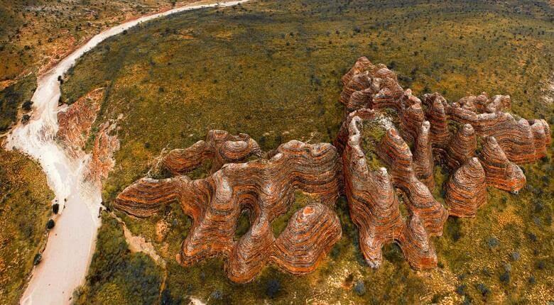 10 جاذبه طبیعی استرالیا که شما را شگفت زده خواهد کرد