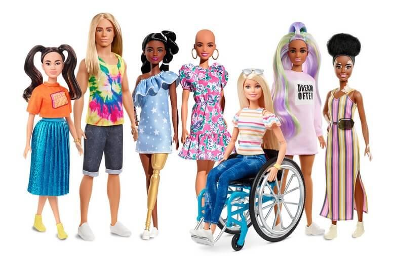 عجیب ترین عروسک های دنیا,عروسک های معروف جهان,عکس زیباترین عروسک های دنیا,