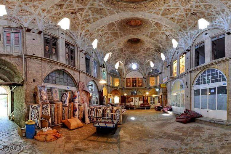 بازار تاریخی شیراز,بازار تاریخی قزوین,بازار تاریخی کاشان,