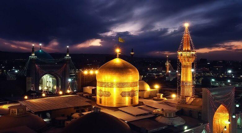 اتاق های هتل قدس مشهد,حرم مطهر امام رضا مشهد,هتل قدس مشهد