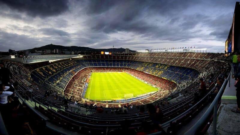 بزرگترین ورزشگاه های اروپا,بزرگترین ورزشگاه های فوتبال اروپا,زیباترین استادیوم های فوتبال اروپا