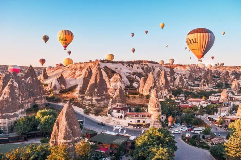 راهنمای سفر به ترکیه,سفر به ترکیه,شرايط سفر به تركيه,