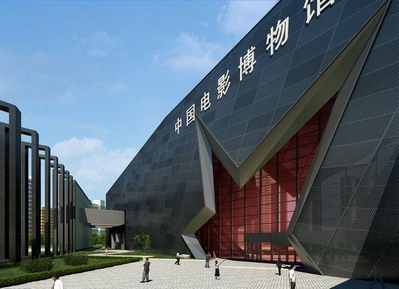 موزه گل رز در پکن,کاخ موزه پکن,موزه در پکن,