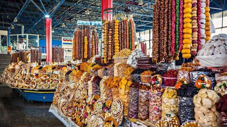غذای سنتی ارمنستان,معروفترین غذای ارمنستان,بهترین غذاهای ارمنستان,