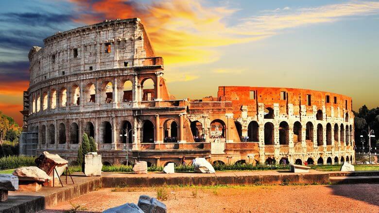 بهترین فصل سفر به رم,تجربه سفر به رم,جاذبه های توریستی رم ایتالیا,