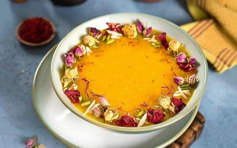غذای سنتی شب عید نوروز,بهترین دسرهای عید نوروز,دسر برای شب عید,