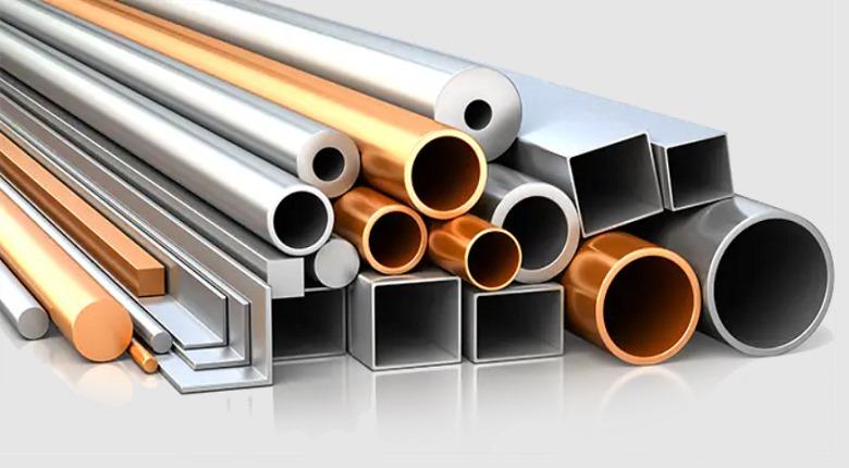فلزات آهنی,فلزات غیر آهنی