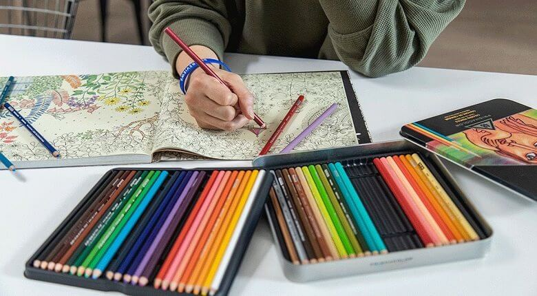 خرید انواع مداد رنگی,خرید مداد رنگی,لوازم تحریر گاج مارکت