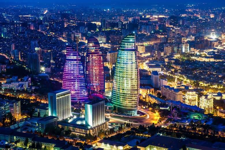 باکو کجاست,بهترين زمان سفر به باكو,بهترین زمان برای سفر به باکو,