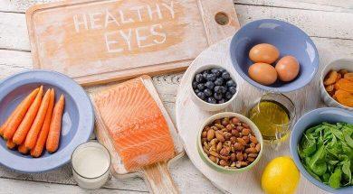 تصویر از 10 خوراکی که برای حفظ سلامت چشم حیاطی است