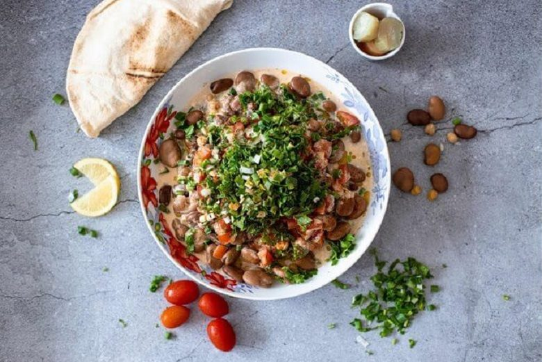 بهترین غذای سوریه,غذای سوریه ای,غذای معروف سوریه,