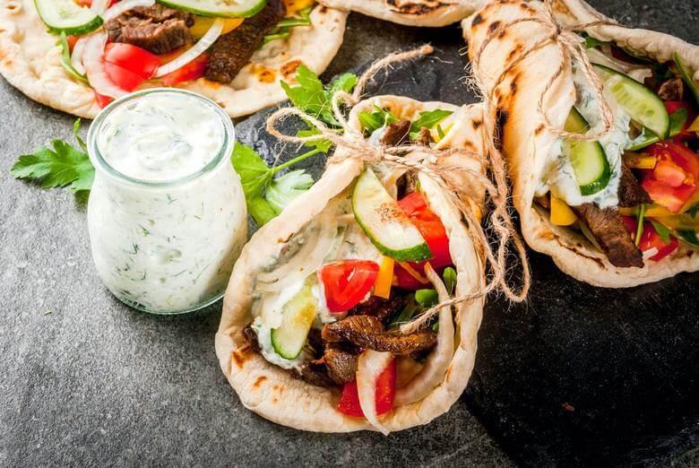 خوشمزه ترین غذاهای یونانی,طرز تهیه بهترین غذاهای یونانی,معروف ترین غذاهای یونانی,