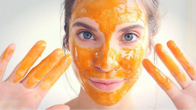 ماسك صورت خانگي,ماسک خانگی برای آکنه صورت,ماسک صورت خانگی