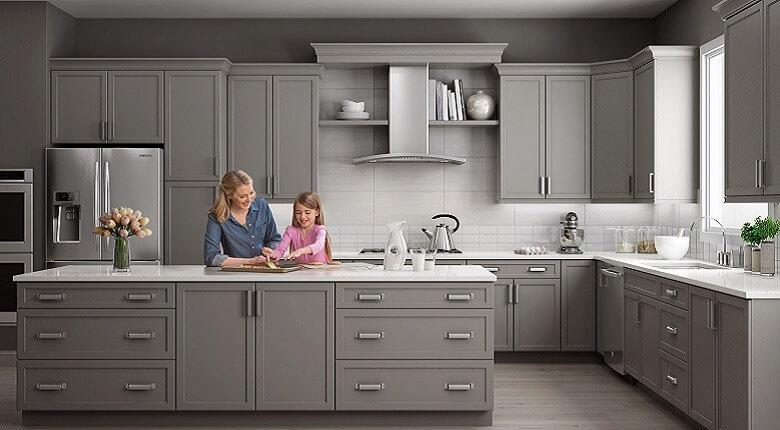 اصول انتخاب رنگ کابینت آشپزخانه,انتخاب رنگ کابینت آشپزخانه,انتخاب رنگ کابینت آشپزخانه کوچک
