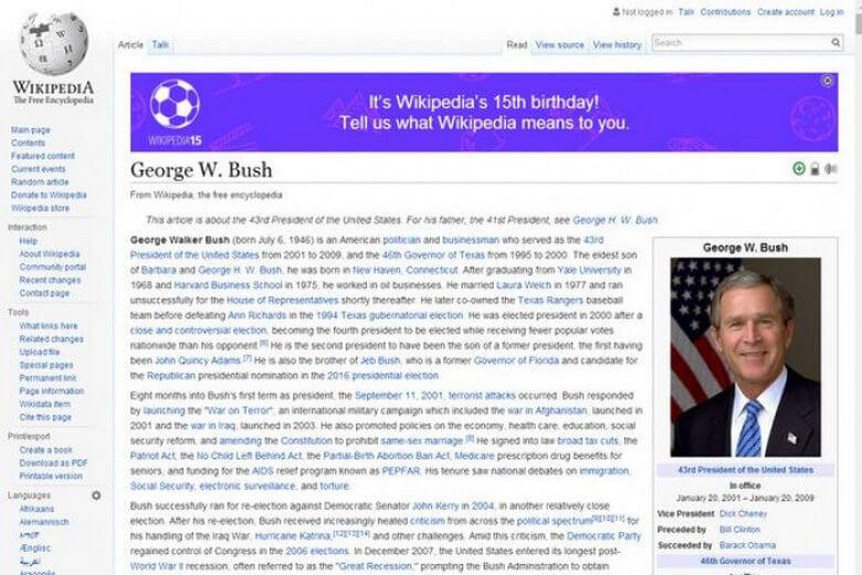 درباره ویکی پدیا,همه چیز درباره ویکی پدیا,ویکی پدیا,