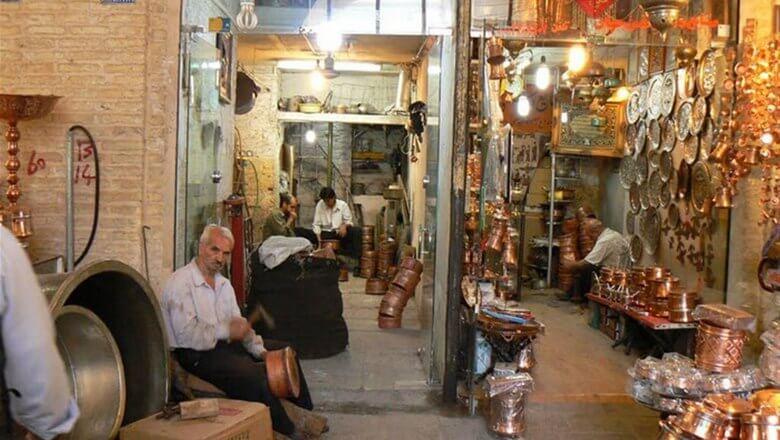بازار تاریخی جهرم,بازار تاریخی شیراز,بازار تاریخی قزوین,