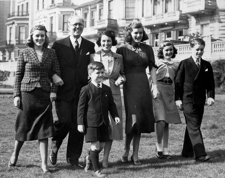 خانواده های نامدار جهان,قدرتمندترین خانواده های جهان,معروفترین خانواده های جهان,