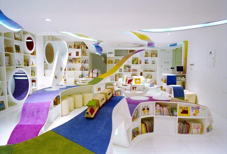 جالب ترین کتابخانه جهان,جالب ترین کتابخانه ها,جالب ترین کتابخانه های دنیا,