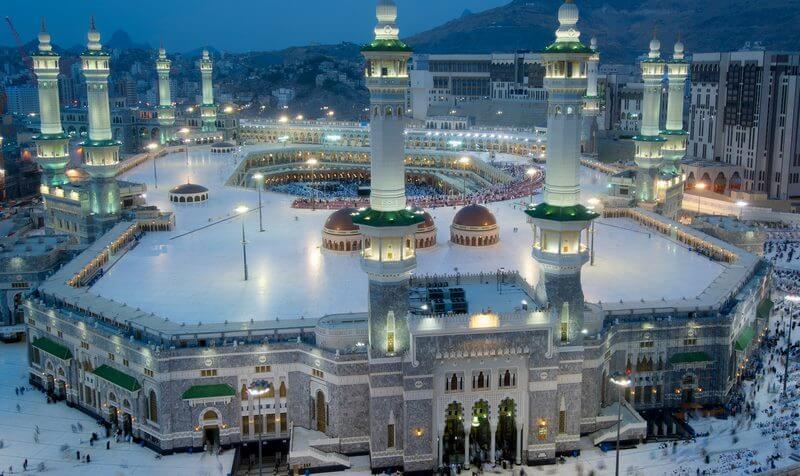 بزرگترین مساجد مسلمانان,بزرگترین مسجد جهان,بزرگترین مسجد دنیا,