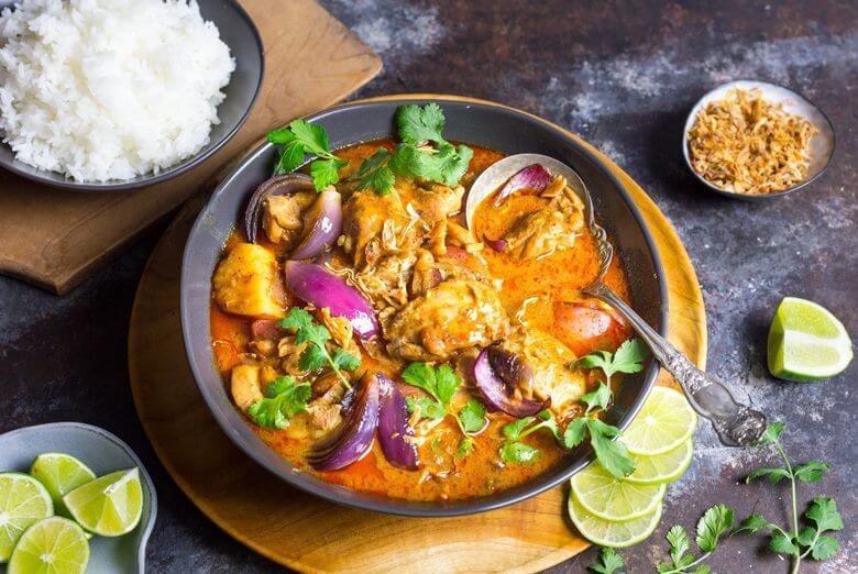 غذای معروف تایلند,غذای معروف تایلندی,معروف ترین غذای تایلندی,