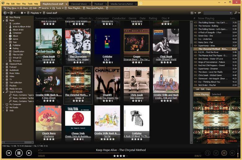 بهترین برنامه پخش موزیک ویندوز,دانلود برنامه پخش موزیک برای ویندوز,نرم افزار پخش موزیک ویندوز