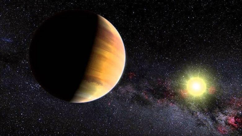 سیاره های معروف,بزرگترین سیاره منظومه شمسی,سیاره های جهان هستی,