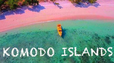 تصویر از 10 ساحل صورتی در جهان که شما را شگفت زده می کند