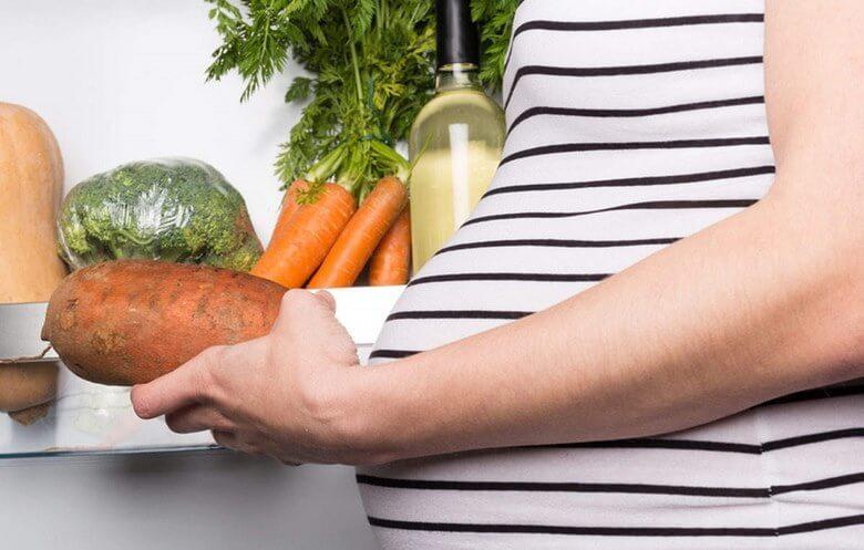 خوراکی دوران بارداری,خوراکی مفید دوران بارداری,خوراکی های دوران بارداری,