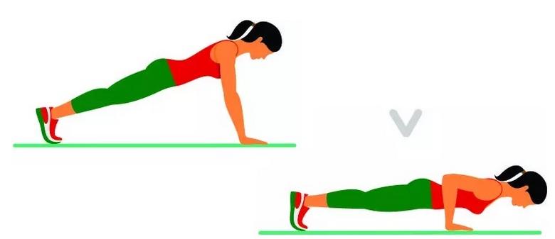 تمرین با بارفیکس در خانه,تمرین در خانه,تمرین های ورزشی ساده