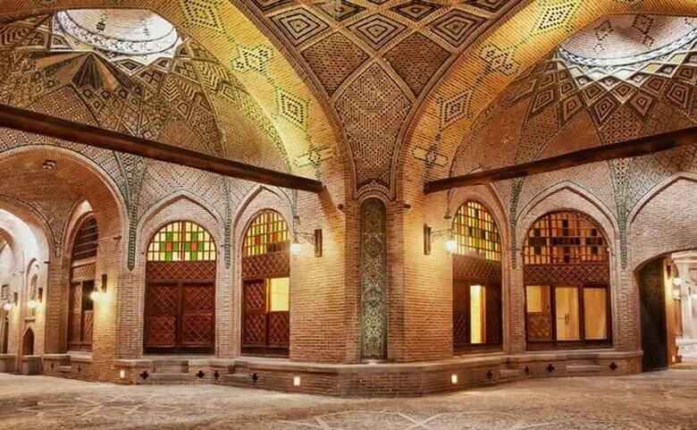 بازار تاریخی قزوین,بازار تاریخی کاشان,بازار تاریخی کرمان,