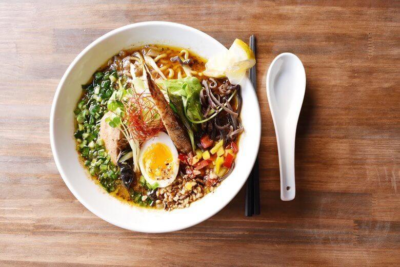 بهترین غذای توکیو,غذای آسیایی توکیو,غذای توکیو,
