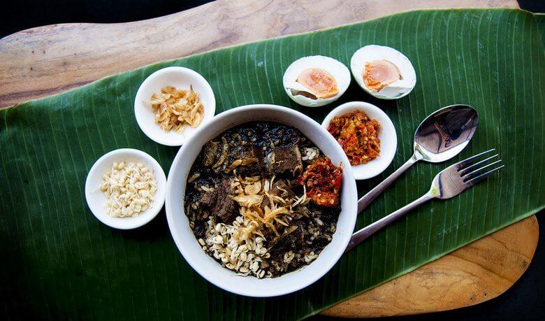 غذاهای مخصوص اندونزی,غذاهای معروف اندونزی,غذاهای کشور اندونزی,