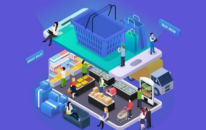 خرید و فروش آنلاین,روش های فروش آنلاین,فروش آنلاین,