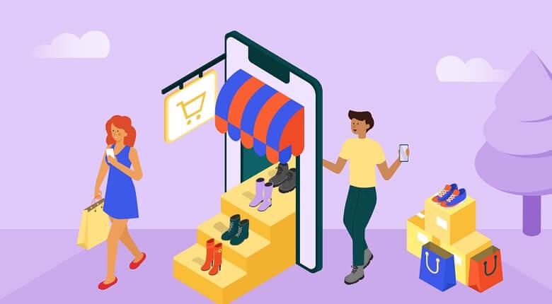 خرید و فروش آنلاین,روش های فروش آنلاین,فروش آنلاین