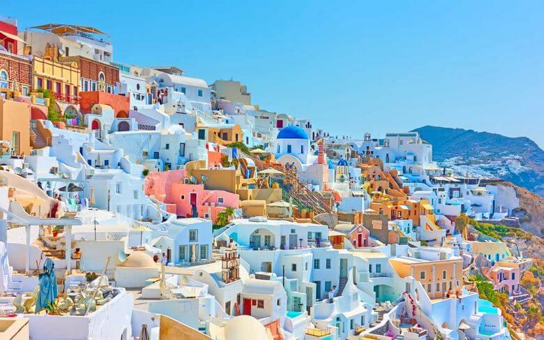 هزینه سفر به یونان,بهترین زمان برای سفر به یونان,بهترین زمان سفر به یونان,