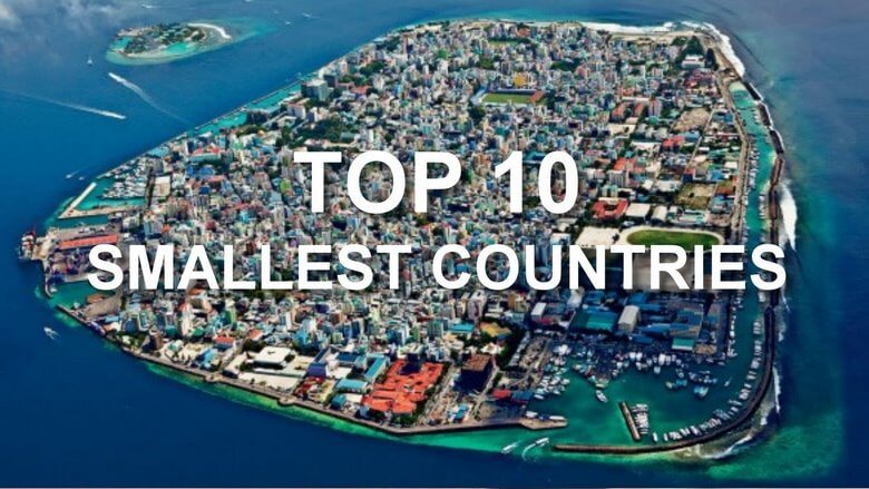 ده کشور کوچک جهان,دومین کشور کوچک جهان,كوچكترين كشورهاي جهان