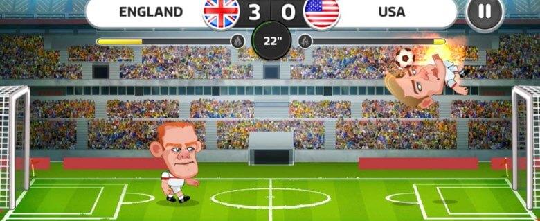 بازی فوتبال آنلاین,بازی فوتبال آنلاین برای کامپیوتر,بازی فوتبال آنلاین کامپیوتری