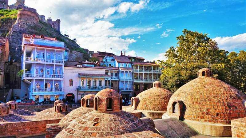 بهترین وقت سفر به گرجستان,جاذبه های گردشگری گرجستان,راهنمای سفر به گرجستان,