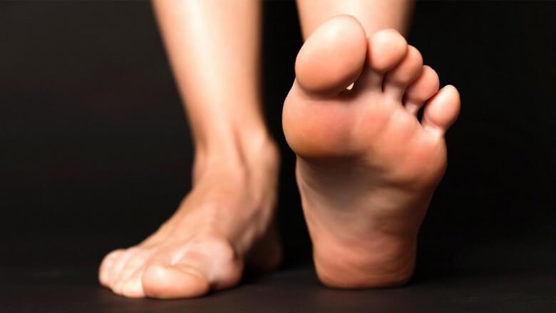 تکنیک برای سلامت پا,راه های سلامت پا,نکات بهداشت پا