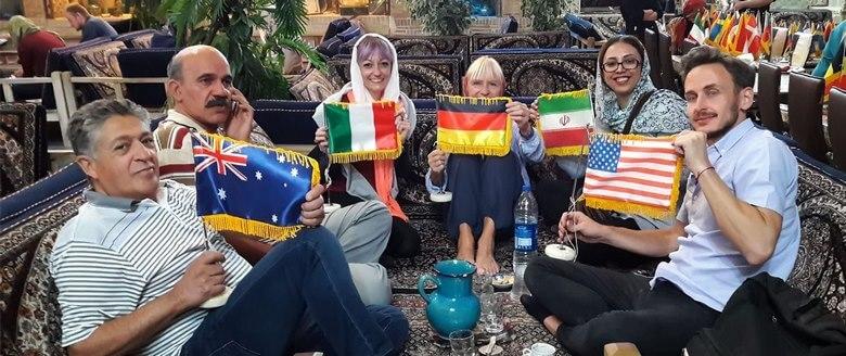 راهنمای سفر به شمال ایران,مسافرت به ایران با ماشین