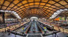 تصویر از 10 تا از مشهورترین و زیباترین ایستگاه های قطار جهان