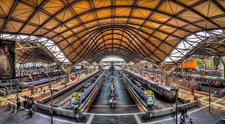 ایستگاه زیبای جهای,زیباترین ایستگاه های قطار جهان